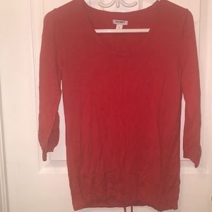 Tops - Red Old Navy Long Sleeve